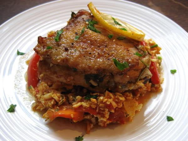 Moroccan Chicken Casserole Recipe | Mark's Daily Apple