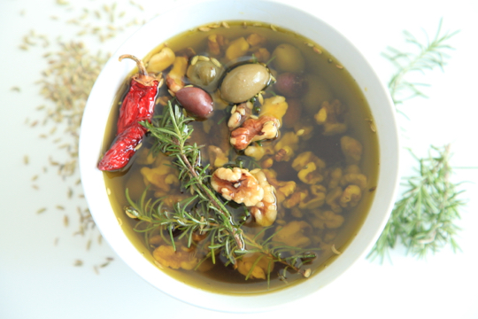 Olives & Nuts 1