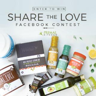 Primal Kitchen Facebook Contest Final